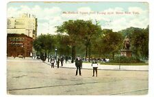 New York City NYC-MADISON SQUARE PARK AT 25TH STREET-Postcard