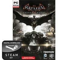 BATMAN ARKHAM KNIGHT PC STEAM KEY