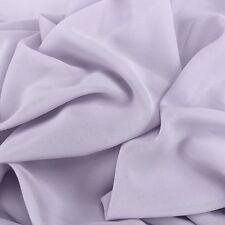 Georgette Chiffon Synergy Plain Fabric, Bridal, Dress, Draping Fabric Per Metre