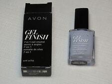 Avon Gel Finish 7-in-1 Nail Enamel Rain 12 ml 0.4 fl oz nail polish mani pedi;;