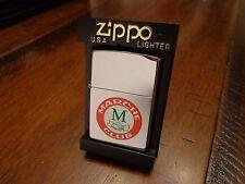 MARCHE CLUB BRADFORD PA 42/100 SWAP MEET ZIPPO LIGHTER MINT IN BOX 2000