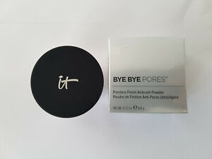 IT COSMETICS BYE BYE PORES PORELESS FINISH AIRBRUSH TRANSLUCENT POWDER 6.8G