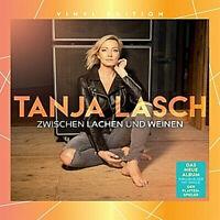 Vinyl LP Tanja Lasch Zwischen Lachen Und Weinen Deutsch Schlager Limitiert 180g