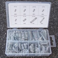 Compression Springs 246 PC ASSORTED SPIRAL Set from Metal