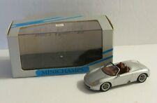 MINICHAMPS Paul's Model Art 1:43 Porsche Boxster Silver 1993 MIB