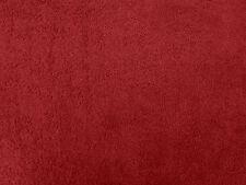 De Lujo de rizo de algodón de felpa de vino de Doble Cara Suave Tela de Toalla Bata Vestido