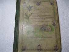 Antique Textbook Vol 1 Wake-Robin Sers 2nd GR Biography*Lit*History*Science*Edu