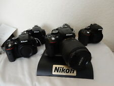 Perfetto in Scatola Nuovo Di Zecca Nikon D5300 Fotocamera Reflex Digitale-Nero (corpo) + GARANZIA