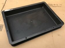 More details for 10pcs 5x40x30cm black anti-static esd euro containers trays assembly