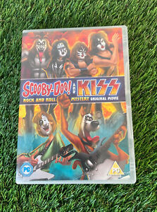 Scooby-Doo And Kiss: Rock & Roll Mystery [DVD] [2015] - DVD  F4VG The Cheap Fast