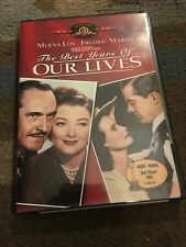 The Best Years of Our Lives (Dvd) 1946 Classic Free Shipping!