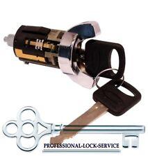 Ford Explorer 91-94 Ignition Key Switch Lock Cylinder Tumbler Barrel 2 Keys