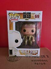 Merle Dixon Funko Pop The Walking Dead Vaulted Rare
