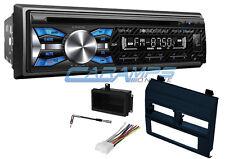 NEW SOUNDSTREAM BLUETOOTH CAR STEREO RADIO W/ USB/AUX INPUTS W/ INSTALLATION KIT