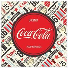 Coca-Cola: Americana - 2020 WALL CALENDAR - BRAND NEW - 320748