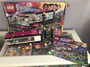 Lego Friends Pop Star Tour Bus - 41106
