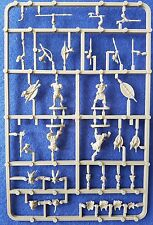 Warlord Games UnMarried zulu impi sprue (zulu war)