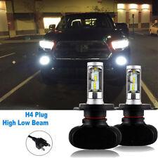 Premium H4 8000LM CSP LED Headlight Kit Light Bulbs High/Low Beam DRL White