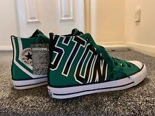 Rare Converse CT All Star NBA Boston Celtics Size Uk 8.5 / Eur 42 / Cm 27