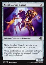 4 NIGHT MARKET GUARD ~mtg NM Aether Revolt Com x4