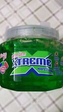 WET LINE XTREME PROFESSIONAL STYLING GEL EXTRA HOLD 35.26 OZ GREEN