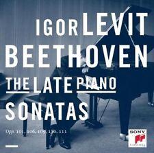 Beethoven: The Late Piano Sonatas, Opp. 101, 106, 109, 110, 111 (2013)