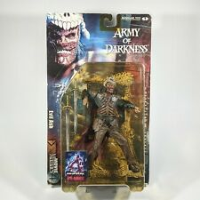 "McFARLANE Movie Maniacs Evil Dead Army Of Darkness Evil Ash 7"" Figure - NEW"