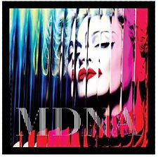 Madonna - Mdna Metal Magnet ROCK OFF