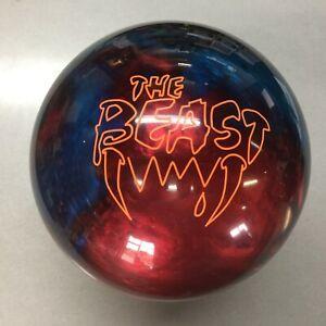 Columbia 300 Beast Hybrid Blue/Red/Black BOWLING ball 15 lb  new in box   #007