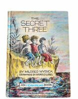 The Secret Three An I Can Read Book Mildred Myrick 1963 Hardcover