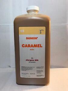 Dunkin Donuts Caramel Swirl No Pump