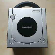 Nintendo GameCube Ersatz Konsoloe Silber Platin Lose Spielkonsole