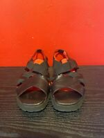 PAS DE ROUGE MADE IN ITALY SANDLE SHOES WOMENS SIZE 6.5