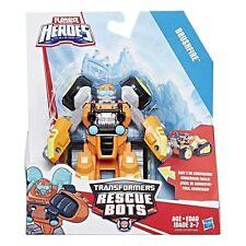 "Playskool Heroes TRANSFORMERS RESCUE BOT-Brushfire 5 ""figura"