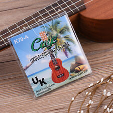 CAYE K70-A 4pcs Ukulele Ukelele String Set Durable Nylon Durable Nylon Hot Sale