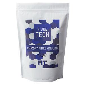 Chicory Fibre (Inulin) 1KG - Fibre Tech by FIT