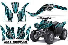 KAWASAKI KFX 90 2007-2012 GRAPHICS KIT CREATORX DECALS BOLT THROWER T