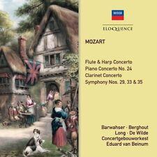 Mozart: Symphonies & Concertos [New CD] Australia - Import