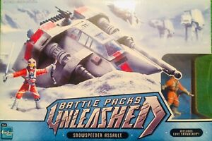 Star Wars Battle of Hoth Battle  Unleashed Brand New