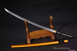 High Carbon Steel Japanese Sword Real Katana Full Tang Razor Sharp Dragon Guard