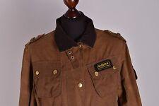Women's Barbour International Waxed Casual Jacket Size 12 Genuine Mint