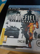 P S 3 Game Battlefield bad Company 2