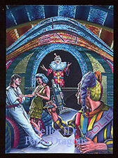 BARCLAY SHAW - Metallic Storm Chase Card MS3 - The Best of John Brunner