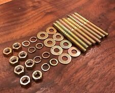 """5/16"""" -20 x 3"""" Hanger Bolts, 8 pack (M8 x 1.25mm) Hanger Bolt Kit"""
