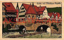 Architektur/Bauwerk Ansichtskarten vor 1914 aus Baden-Württemberg