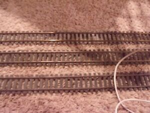 S Scale Track Sections