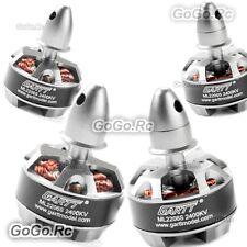 4 Pcs GARTT ML2206S 2400KV Brushless Motor CW&CCW For Mini Multirotor Quadcopter