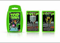 Minecraft Card Game Top Trumps  - Unofficial & Independent Guide Gift