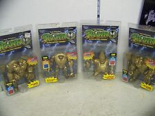 Spawn Set of 4 Gold Figures