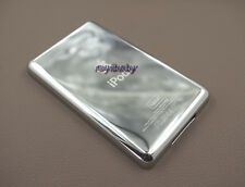 120gb chrome metal back housing case cover part for ipod 6th gen classic